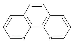 1و10 فنانترولین 300x180 - 1و10 فنانترولین(1,10-Phenanthroline)