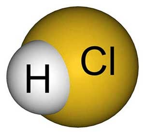 اسید کلریدریک 37 درصد - هیدروکلریک اسید (hydrochloric acid)