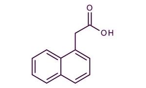 استیک اسید 300x180 - ۱-نفتالین استیک اسید(Naphthaleneacetic acid)