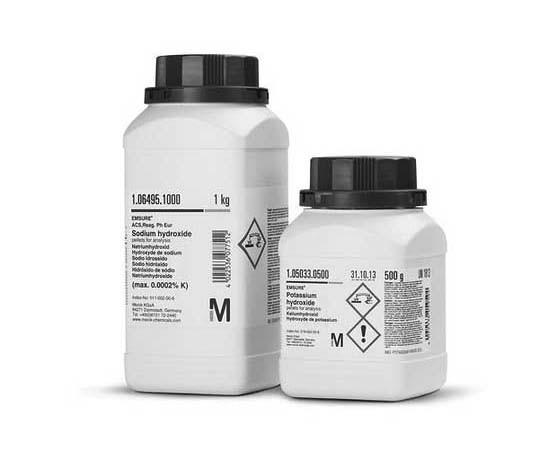 هیدروکسیل آمین هیدروکلراید مرک - هیدروکسیل آمین هیدروکلراید (hydroxylamine hydrochloride)