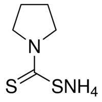 پیرولیدین دی تیو کاربامات - آمونیوم پیرولیدین دی تیو کاربامات (Ammonium pyrrolidinedithiocarbamate)