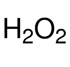 آب اکسیژنه 300x288 - آب اکسیژنه (Hydrogen peroxide)