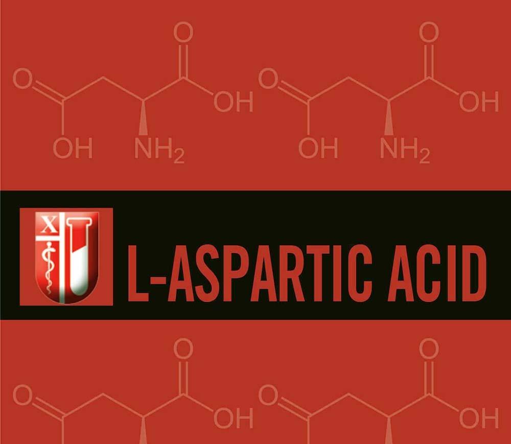 اسید - ال آسپارتیک اسید (L-Aspartic Acid)